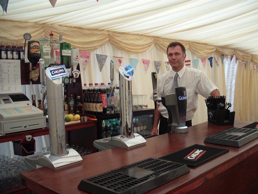 Absolute Bar Services at work!